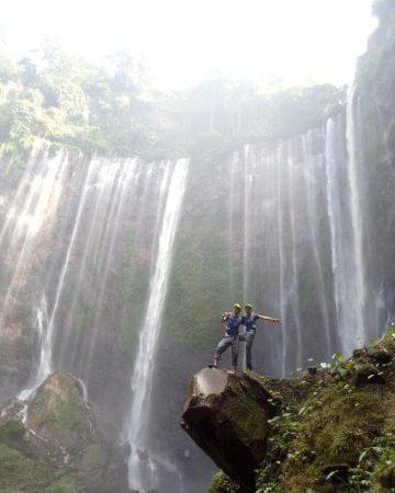 Tumpaksewu Waterfall